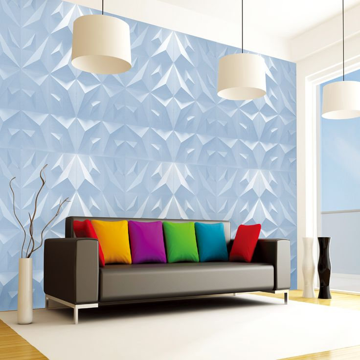 12 best Decorative 3D Walls images on Pinterest 3d wall panels