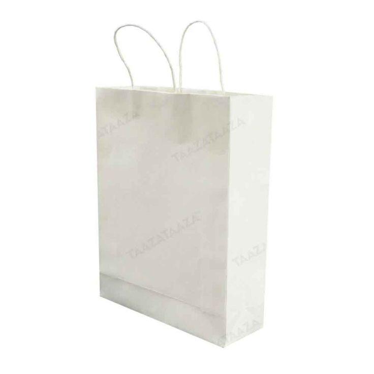 Shopping Bag | Paper bag | News Paper Bag | Handmade | with Handle ...