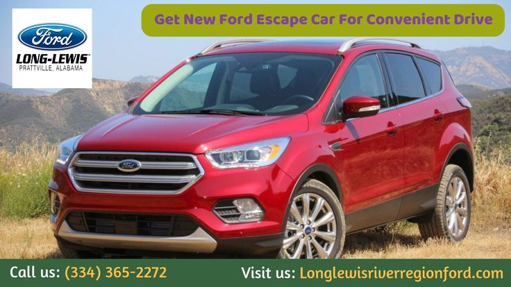 Want To Buy A New Ford Escape Our Long Lewis Provide Latest New Ford Escape Car With The Best Specification And Features And We En Escape Car Ford Escape Ford