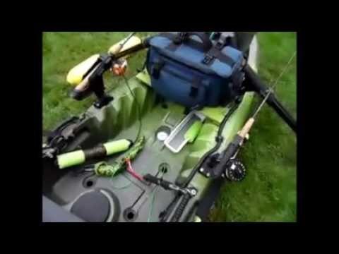 Perception Striker Kayak Mods