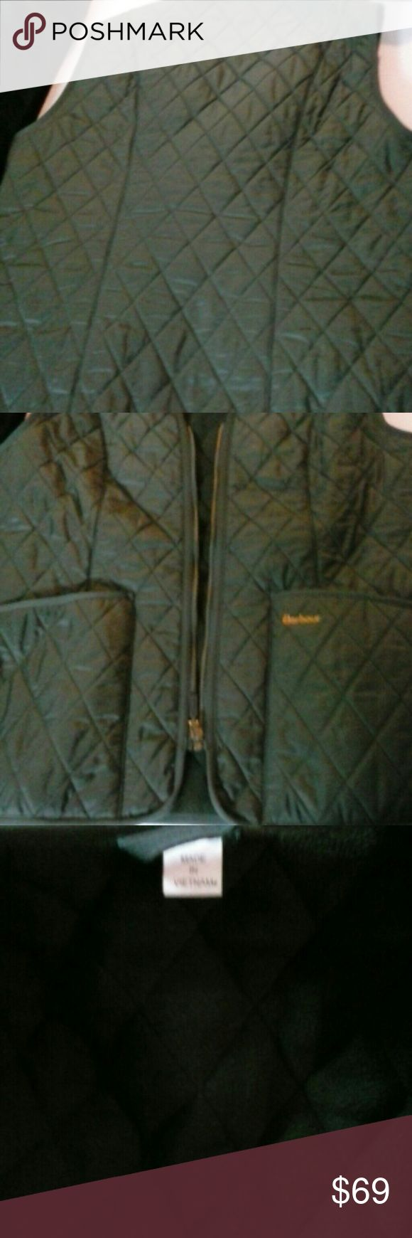 Barbour Vest add pics See original listing Barbour Jackets & Coats Vests