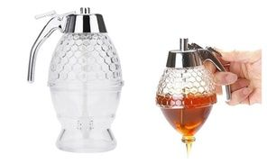 Groupon - Perfect Honey Dispenser Made of Durable  Acrylic Material. Groupon deal price: $19.99