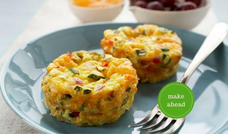 Muffin Frittatas - Incredible Egg