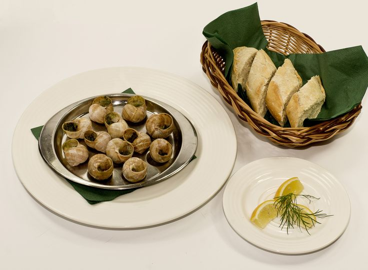 Escargot Bourguignon, French cuisine, September