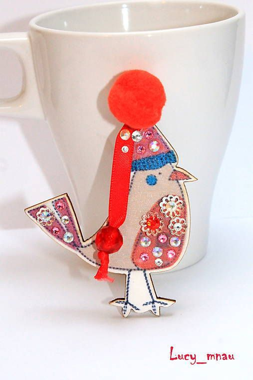lucy_mnau / Čin-Čin s červeným brmbolcom :)