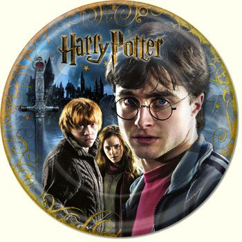 Harry Potter Deathly Hallows Party Supplies - Kids Party Supplies up to 50% off & Free Shipping