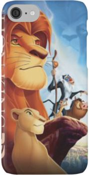 Lion King iPhone 7 Cases
