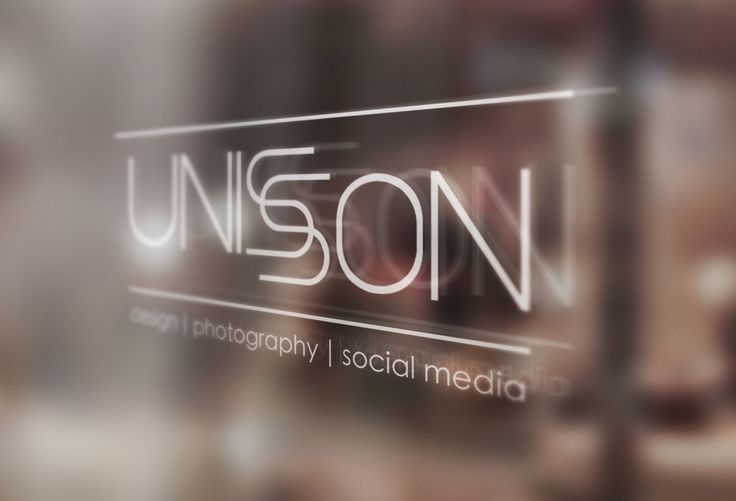 Corporate Branding by Unisson
