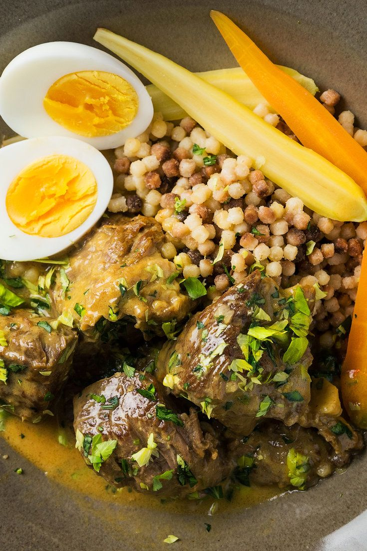 For a springtime stew, this classic Mediterranean lamb braise is perfect Tart with lots of lemon juice and enriched with egg yolks, it's especially good with succulent young lamb For optimal flavor, it's best to make the stew the night before