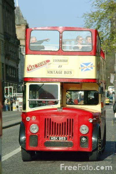 Mac Tours Tourist Bus