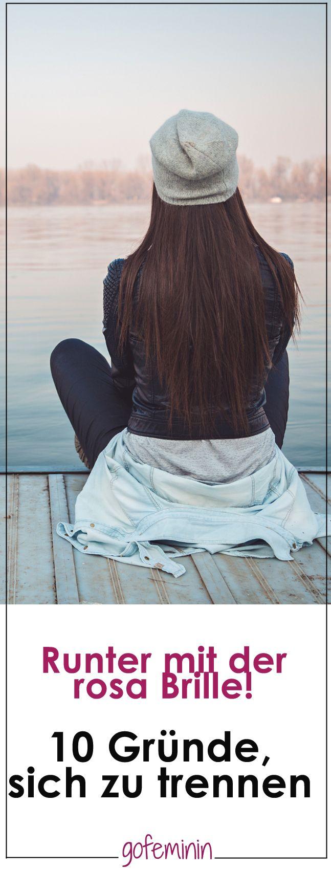 Manchmal gibt es leider keine andere Lösung. http://www.gofeminin.de/liebe/schluss-machen-d40178.html
