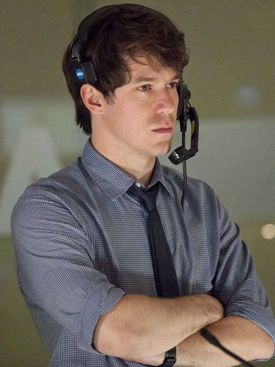 The Newsroom (TV show) John Gallagher Jr. as Jim Harper- My newest celebrity crush. Who will I bump from my 5?