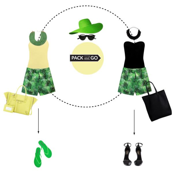 """Hawaii"" by essenceve on Polyvore"