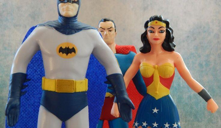 batman vs superman muñecos