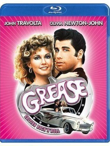 Grease [Blu-ray]: Amazon.fr: John Travolta, Olivia Newton-John, Stockard Channing, Jeff Conaway, Barry Pearl, Frankie Avalon, Michael Biehn,...