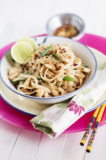 Amazing I Never Tire Of Pad Thai Noodles. My Marionu0027s Kitchen Pad Thai Recipe.