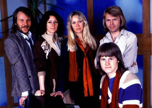 ABBA and Ted Gärdestad .