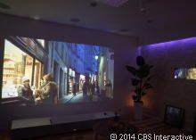 Sony's 4K Ultra Short Throw Projector