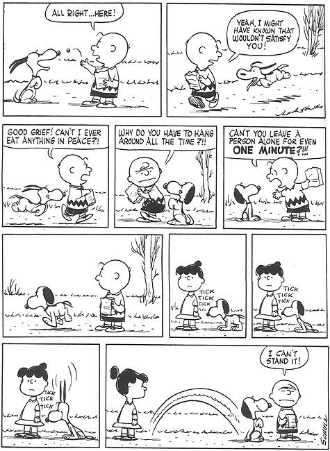 peanuts comic coloring pages - photo #23