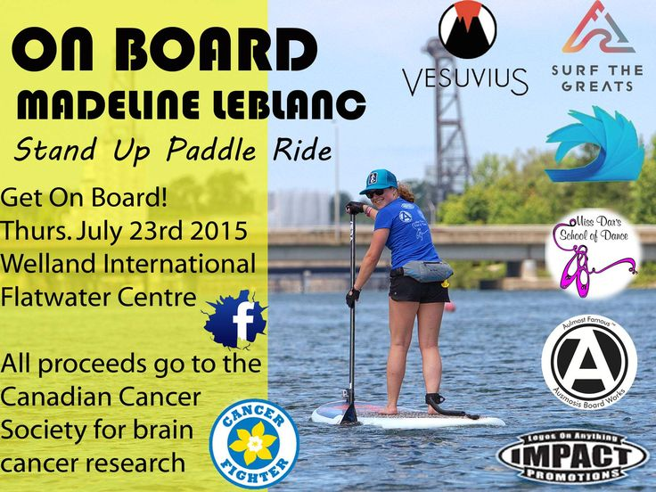 All paddlers are welcome to On Board 2015! https://www.facebook.com/maddisrideonboard