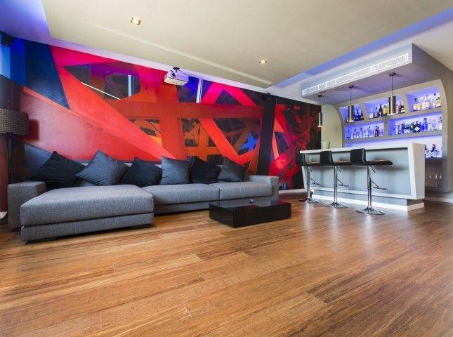 17 mejores ideas sobre sala de cine en casa en pinterest - Juego de diseno de interiores ...