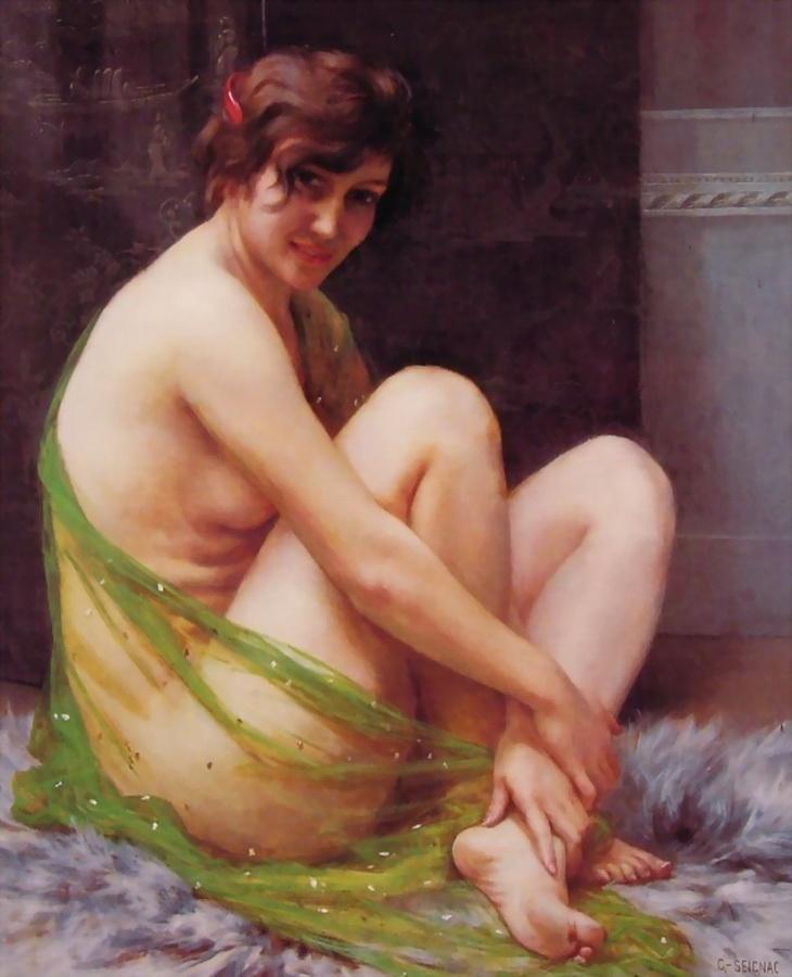 Erotic Paintings Fine Art America