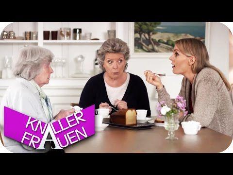 Mittagsschlaf & Schlechte Laune - Knallerfrauen mit Martina Hill | Die 3. Staffel in SAT.1 - YouTube