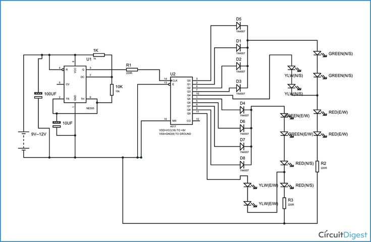62 best 555 timer circuits images on pinterest