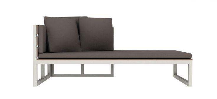 sofá modular 2 - GANDIA BLASCO