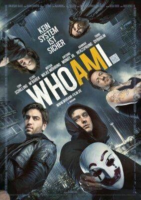 Who Am I : Egy rendszer sincs biztonságban ×××