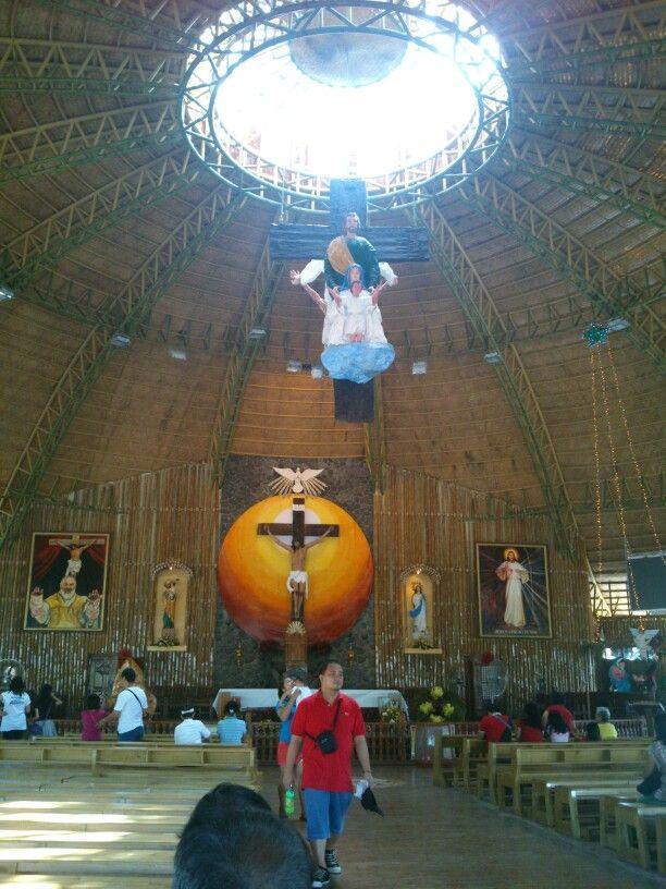 Father Pio Shrine, Batangas, Philippine,