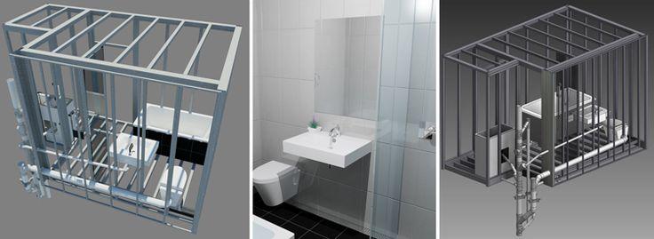 Modular Homes, Modular Bathrooms, Prefabricated Houses, Building Systems: Benefits of Prefabricated Bathroom Pods