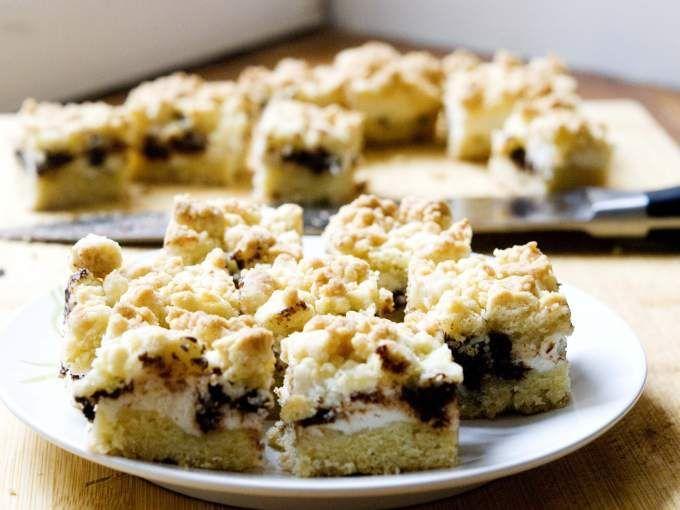Ricetta Dessert : Torta crumble alla ricotta da Cinesina