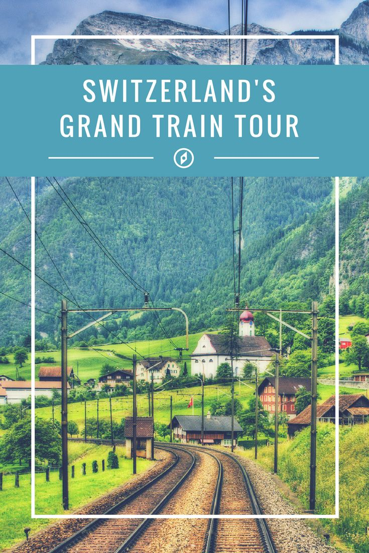 No mountain scenery in the world compares to the grandeur of the Swiss Alps, and the Grand Train Tour of Switzerland is the best way to soak it all in.