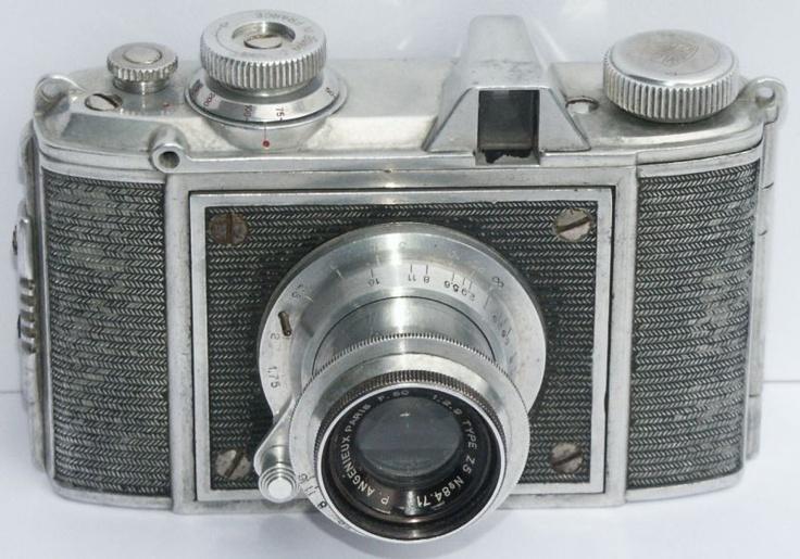French camera Pontiac Lynx II