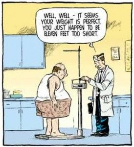 Your weight is perfect. You just happen to be eleven feet too short.: Weights, Weight Loss, Quote, Shorts, Funny Stuff, Funnies, Humor