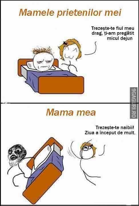 Mama prietenilor vs. mama mea  http://9gaguri.ro/media/mama-prietenilor-vs-mama-mea