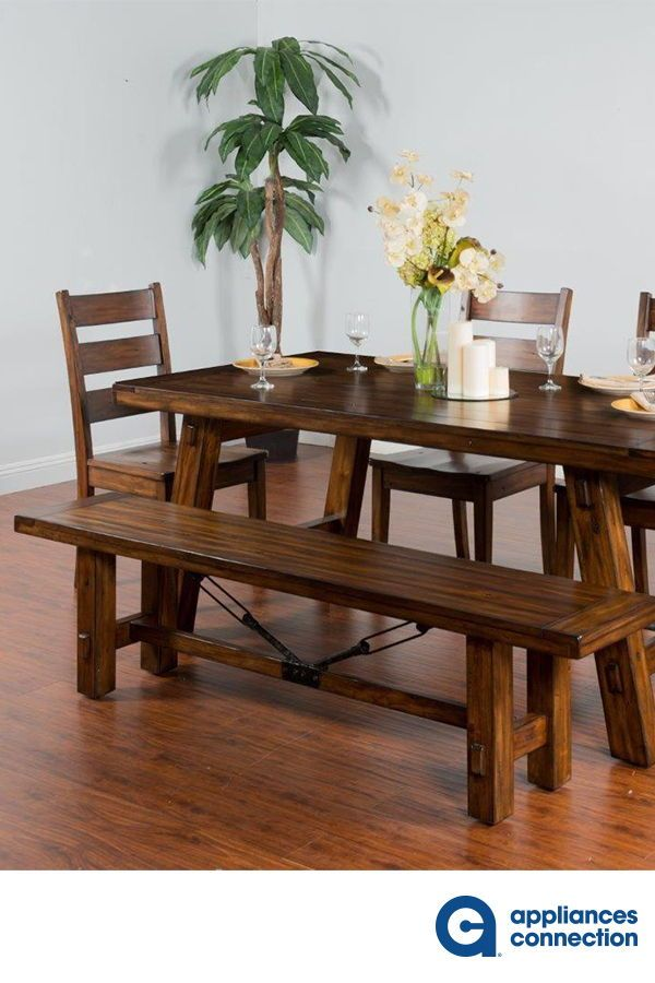 The Tuscany Extension Table From Sunny Designs Is Sure To