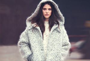 THE GREAT COVERUP: - Sumptuous shearling coats