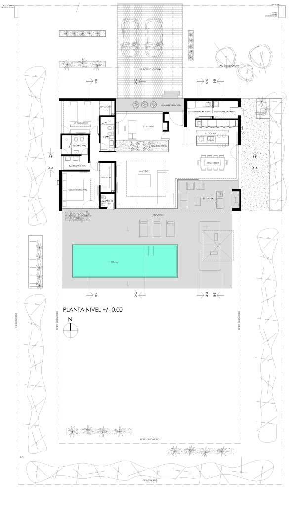 23 best images about Diseño Minimalista on Pinterest Fireplaces - des plans des maisons modernes