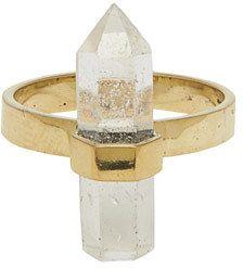 Krystal Knight Single Mini Thin Ring