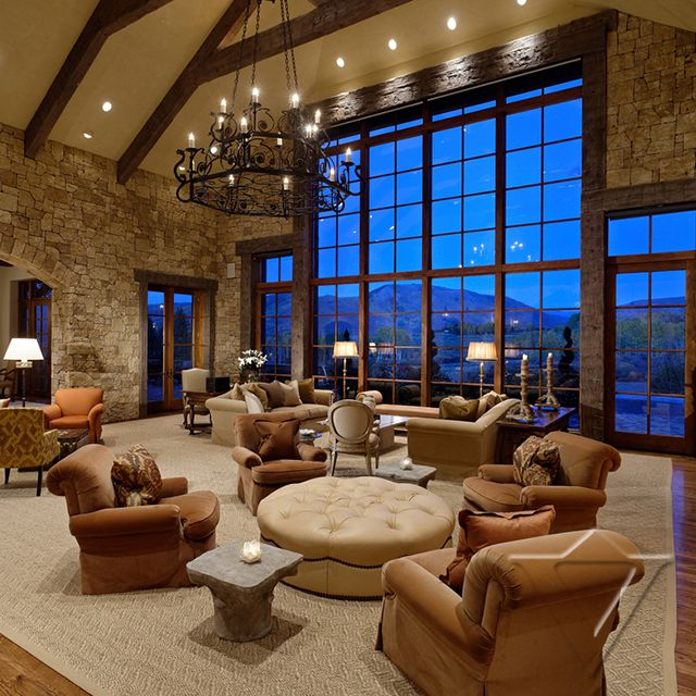 Villa Elisa The Aspen Luxury Vacation Experience Exemplified In A