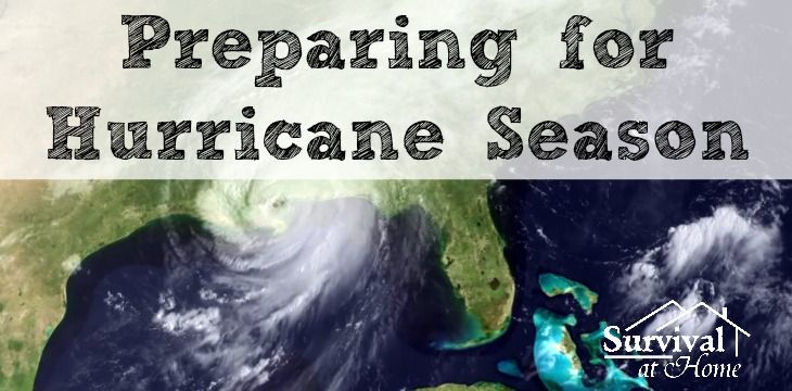 Preparing for Hurricane Season - Survival at Home.   This blog doesn't sound like the panicky frightened squirrel type of emergency preparation site, just common sense preparation for emergencies.