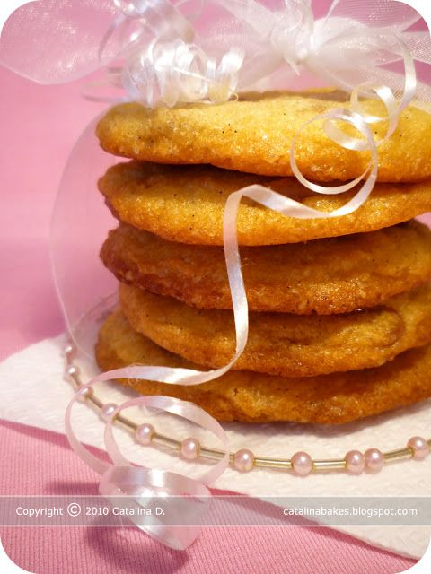 Catalina pece: Chocolate Chip Cookies s Bourbon vanilkou