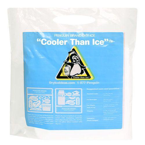 Penguin Brand Dry Ice