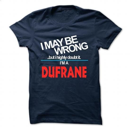 DUFRANE - #diy gift #shirt prints. ORDER NOW => https://www.sunfrog.com/Camping/DUFRANE-143091901-Guys.html?60505