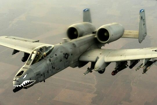 17 Best images about Aviation: A-10 Thunderbolt (Warthog ...