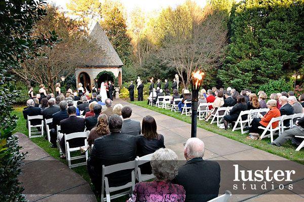 Barclay cottage wedding