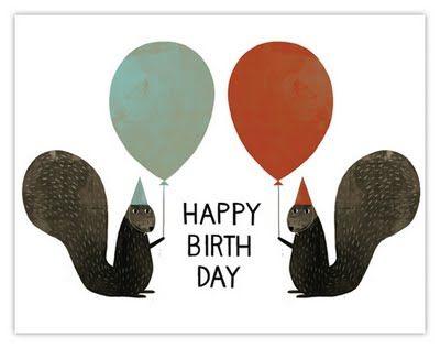 happy birthday   Jon Klassen