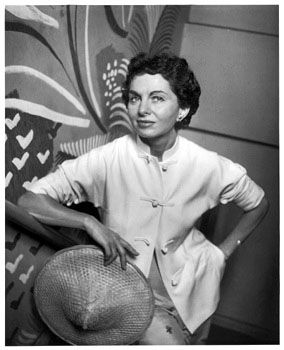 Bonnie Cashin American Designer - thank you for the iconic coach bags!
